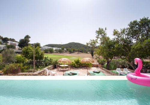Ibiza real estate luxury villas ibiza ibiza property sale - Roca llisa ibiza ...